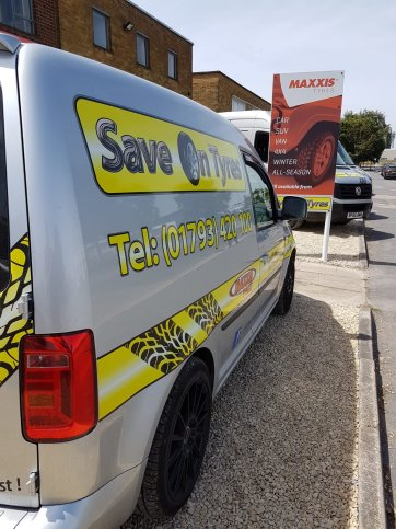 Free - Tyres Swindon Mobile Tyre-fitting Swindon/Wiltshire | Save-On-Tyres Swindon