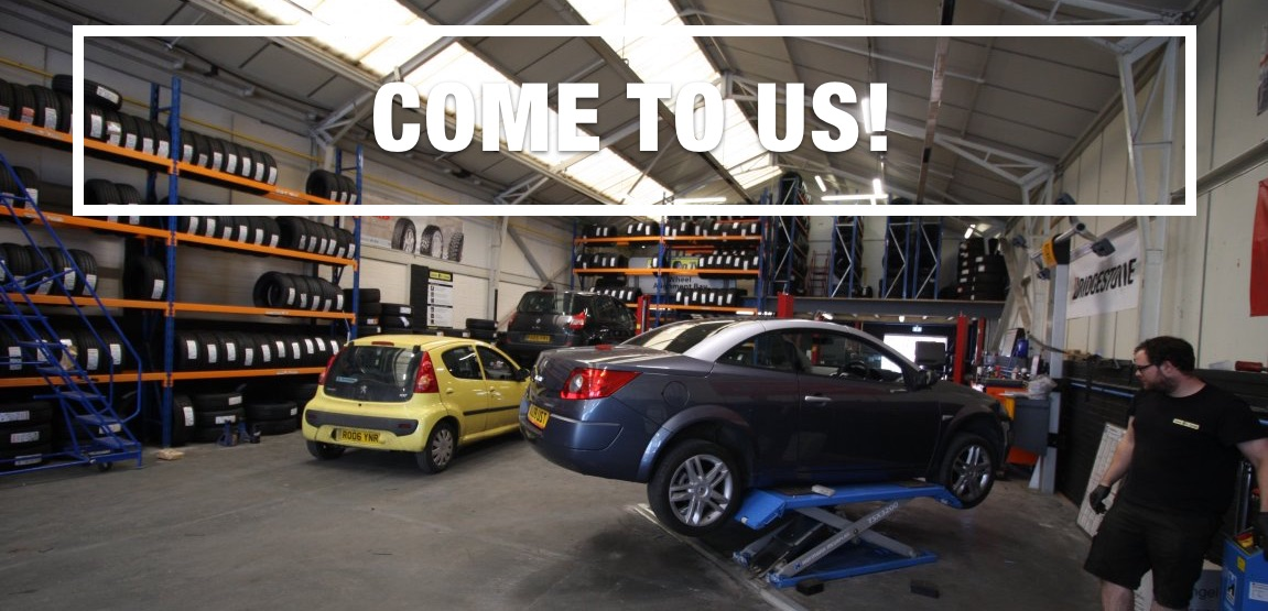 Come To Us - Tyres Swindon Mobile Tyre-fitting Swindon/Wiltshire | Save-On-Tyres Swindon