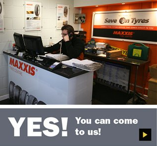 YES! You can come to us!